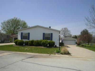 Mobile Home at 22640 S. Olympia Dr. Frankfort, IL 60423