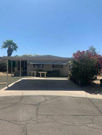 Mobile Home at 10960 N 67th Ave #lot 22 Glendale, AZ 85304