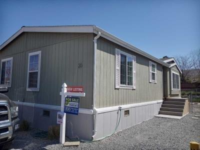 Mobile Home at 40 Zircon Dr Reno, NV 89521