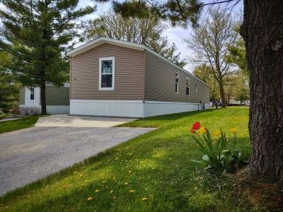 Mobile Home at 65 Meadowbrook Dr. Iron Ridge, WI 53035