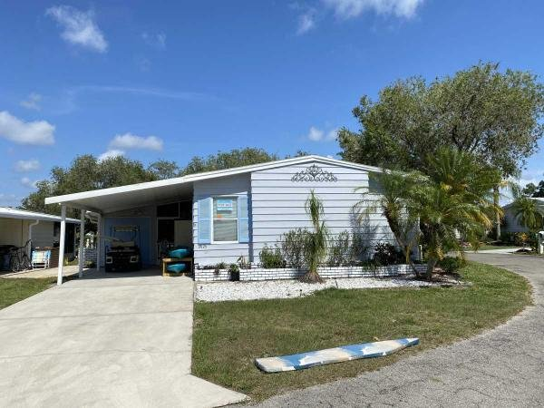 1985 TWIN Mobile Home For Sale