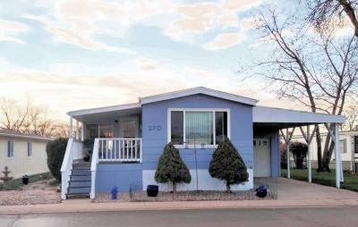 Mobile Home at 1601 North College Ave.  #270 Fort Collins, CO 80524