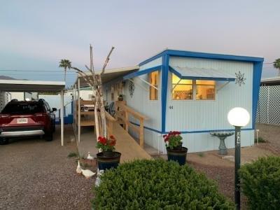 Mobile Home at 620 W. Limberlost #44 Tucson, AZ 85705