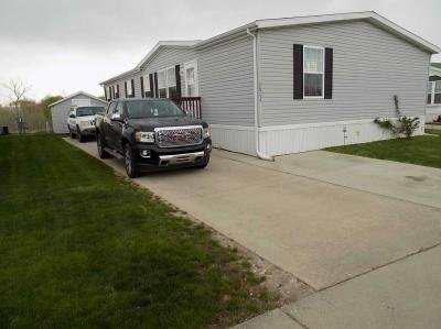 Mobile Home at 26754 Sequoia Lane Flat Rock, MI 48134