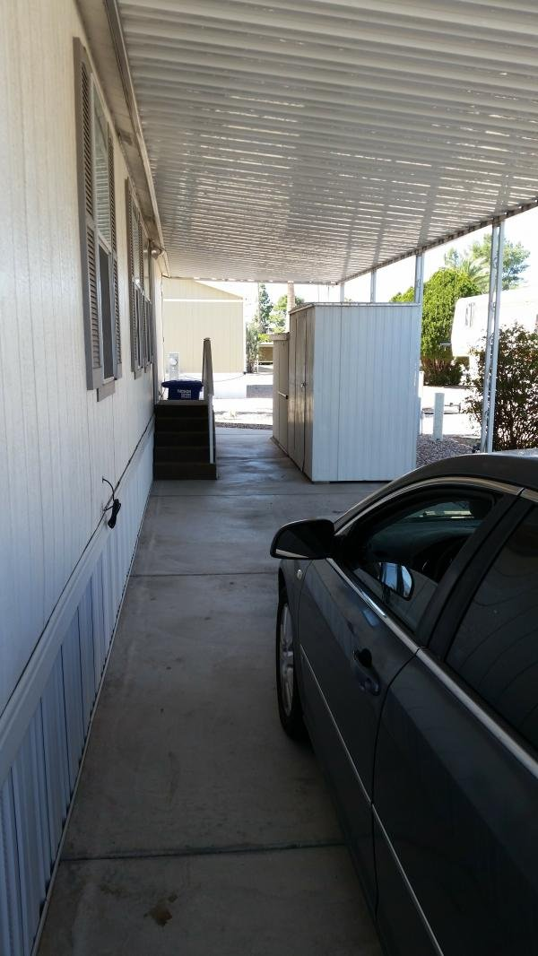 2002 Cavco Mobile Home For Sale
