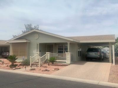 Mobile Home at 10960 N 67th Ave #Lot 92 Glendale, AZ 85304