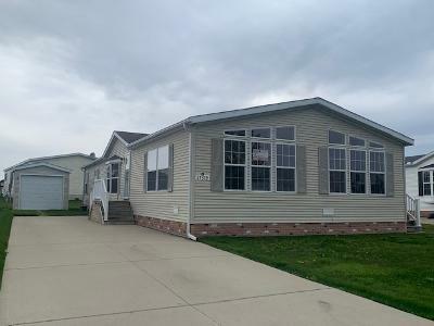 Mobile Home at 37319 Stoneway Lenox, MI 48048