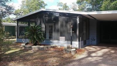 Mobile Home at 669 Orange Tree Drive Orange City, FL 32763