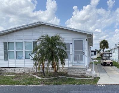 Mobile Home at 50 Flounder Dr. Sebring, FL 33875