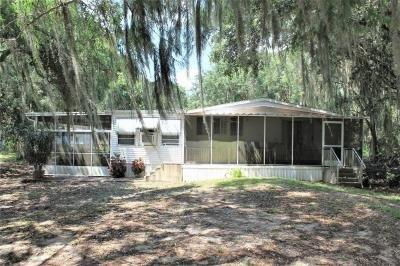 Mobile Home at 7965 Elliot Road Sebring, FL 33876