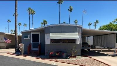 Mobile Home at 4065 E. University Drive #272 Mesa, AZ 85205