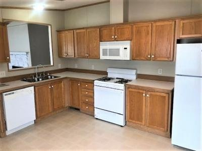 Mobile Home at 45546 Marquette Dr., #1664 Macomb, MI 48044
