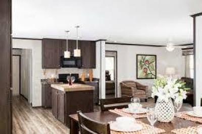 Mobile Home at 14273 Winding Creek Lane Lot 335 West Olive, MI 49460