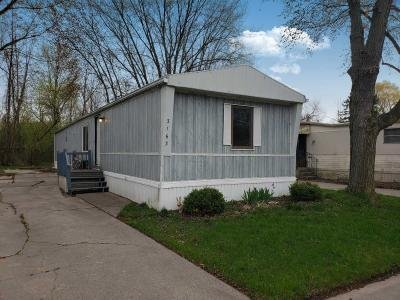 Mobile Home at 3163 Eastshore Drive Lot 63 Bay City, MI 48706