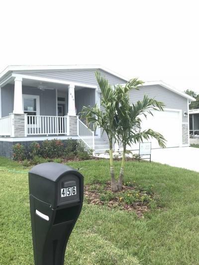 Mobile Home at 456 Flintrock Ave West Melbourne, FL 32904
