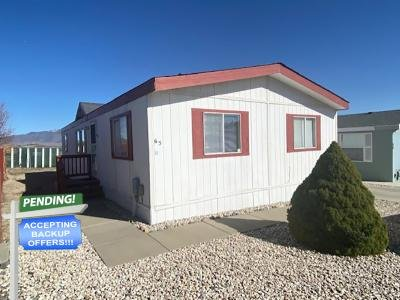 Mobile Home at 200 James Ct #65 Carson City, NV 89706