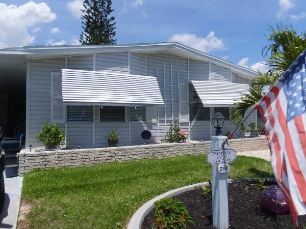 1991 Palm Harbor Mobile Home For Sale