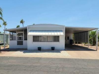 Mobile Home at 120 N. Val Vista Drive Mesa, AZ 85213