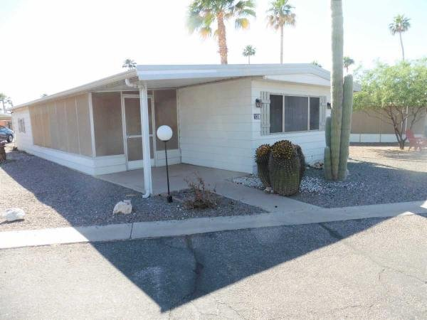 All Star Coach Mobile Home For Sale