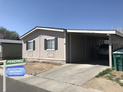 Mobile Home at 13 Riesling Reno, NV 89512