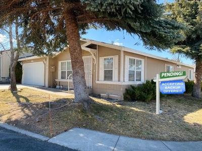 Mobile Home at 25 Carrington Reno, NV 89506
