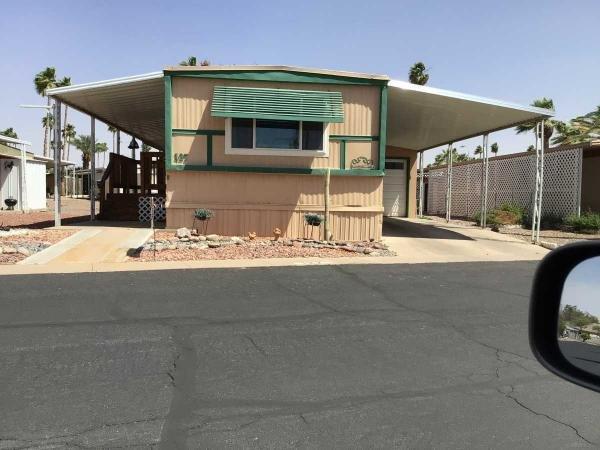 1975 Arizo Mobile Home For Sale