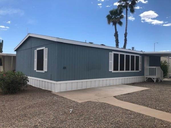 1998 Lakepointe Mobile Home For Sale