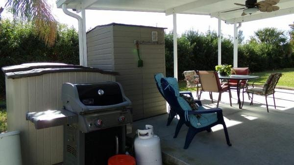 1988 Park Mobile Home For Sale