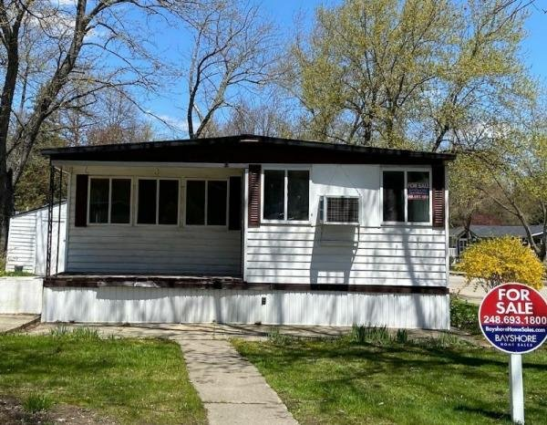 1972 ELCONA Mobile Home For Sale