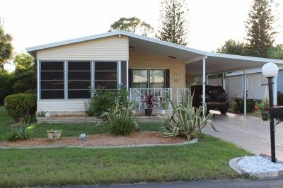 Mobile Home at 3176 W. Green Dr, #8 North Fort Myers, FL 33917