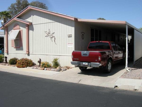 1994 Fleetwood Mobile Home For Sale