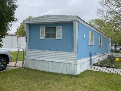 Mobile Home at 3332 Birchwood Muskegon, MI 49444
