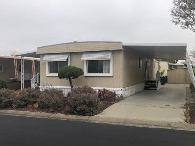 Mobile Home at 529 Santa Ynez San Leandro, CA 94579