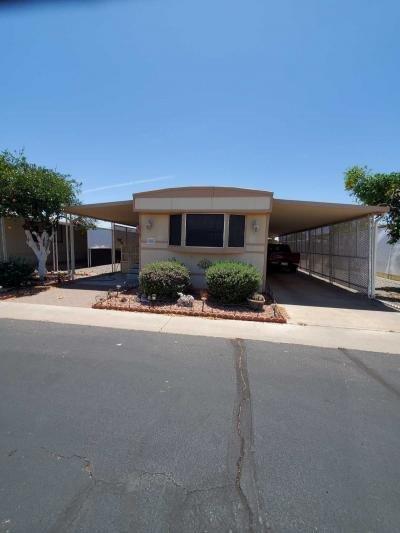 Mobile Home at 18026 N. Cave Creek Rd., #88 Phoenix, AZ 85032