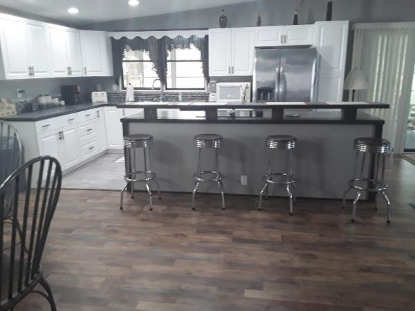 Updated Large Kitchen