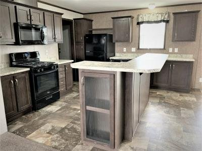 Mobile Home at 21438 Petite Drive, Site #301 Macomb, MI 48044