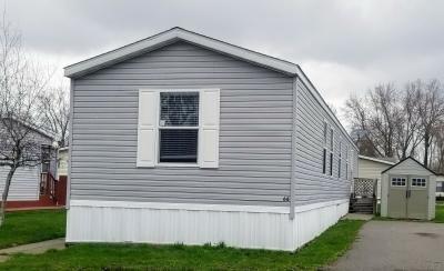 Mobile Home at 68 Nettie Ave. Lansing, MI 48906