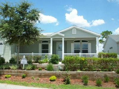 Mobile Home at 9244 Masters Blvd. Dade City, FL 33525