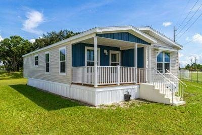 Mobile Home at 78 Cypress In The Wood Port Orange, FL 32129