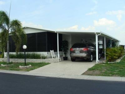 Mobile Home at 603 Sunshine Lane North Fort Myers, FL 33903