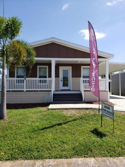 Mobile Home at 245 Westwind Court Melbourne, FL 32934