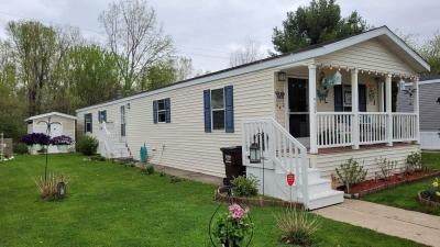 Mobile Home at 394 Rustic Lane North Belleville, MI 48111