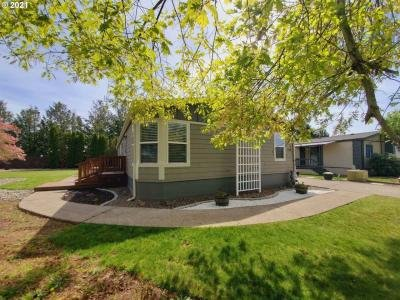 Mobile Home at 14904 S Heather Glen Oregon City, OR 97045