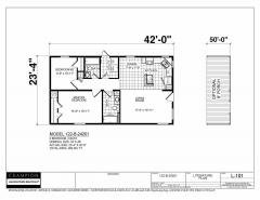 Photo 4 of 8 of home located at 417 Northern Pines Road, Lot 12 Wilton, NY 12831