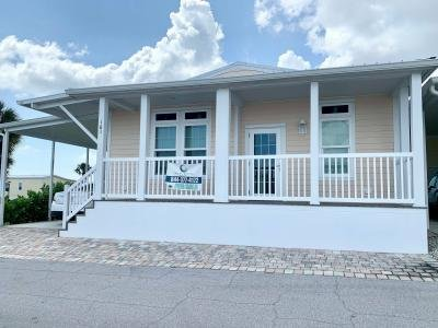 Mobile Home at 161 NE Buoy Dr Jensen Beach, FL 34957