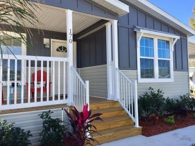 Mobile Home at 213 Holland Street (Site 1203) Ellenton, FL 34222
