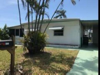 Mobile Home at 6455 Birch Lane Lantana, FL 33462
