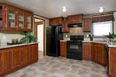 Mobile Home at 12860 Barry Lane Lot 135 Wayland, MI 49348