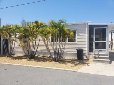 Mobile Home at 1375 Pasadena Ave S Lot 311 Pasadena, FL 33707