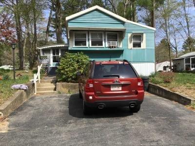 Mobile Home at 110 Beechwood Road Halifax, MA 02338